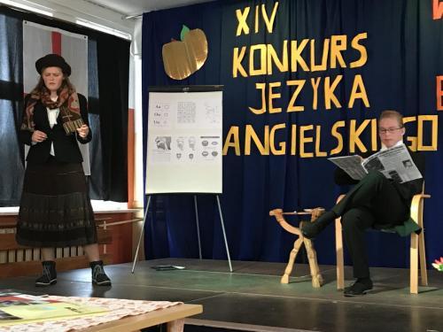 Julia Grabska i Remigiusz Grabiński  -  My Fair Lady
