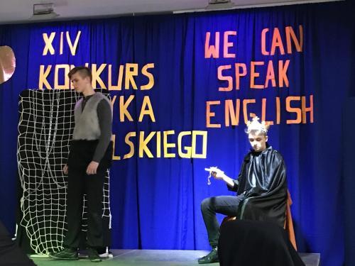 Kacper Lewiński i Oskar Pasieka  -  Król Artur